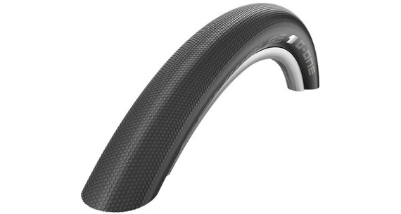 "SCHWALBE G-ONE Speed Dæk Evo SnakeSkin TL-Easy 29"" foldbar sort"